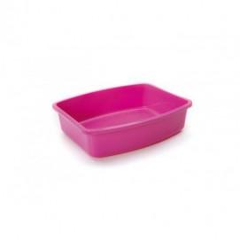 Tualet-Savic-Oval-tray-dlya-koshek-srednij-42h32h9.5-sm-SAVIC-Oval-tray-500x500