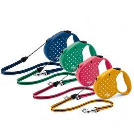 Povodok-ruletka-Flexi-Dots-M-do-20kg5m-a41e64976fdb297a5de2142c260b936c